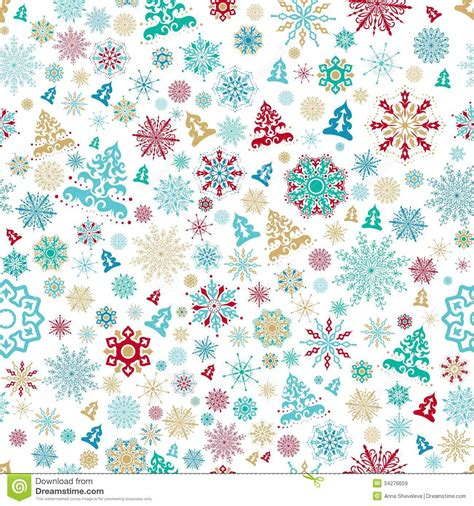 gift pattern background seamless christmas pattern royalty free stock images