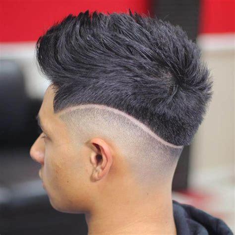 hi lo haircut 21 short sides long top haircuts 2018 men s haircuts
