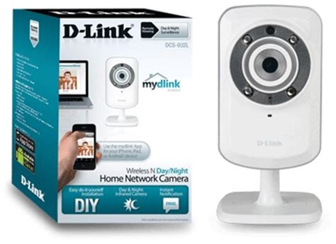 dlink 932l d link intros the dcs 932l wireless n day home