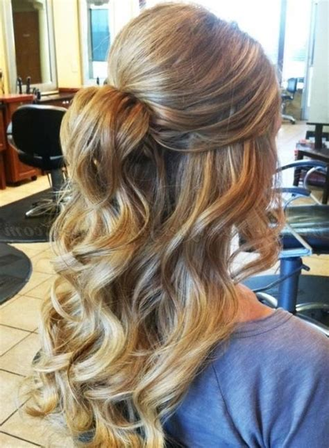 Formal Hairstyles For Hair Half Up by 15 Best Collection Of Hairstyles Half Up Half