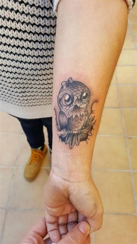 owl tattoos on wrist 35 awesome owl wrist tattoos design