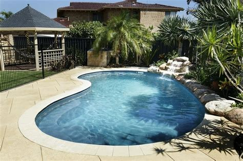kidney shaped swimming pool 40 designs for swimming pool
