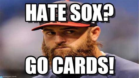 Red Sox Memes - hate sox red sox vs cardinals meme on memegen
