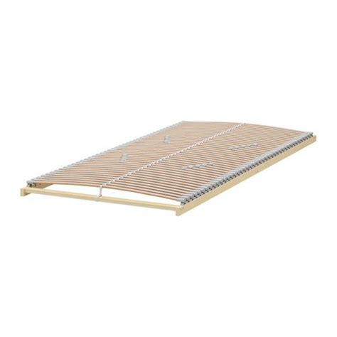 Ikea Bed Frame Center Support Sultan Laxeby Slatted Bed Base Ikea Use With Sultan Legs To Make Low Floor Beds For Boys 80