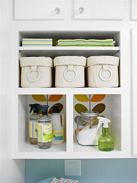 laundry room storage ideas laundry room organization sneak peek of shelves four generations one roof