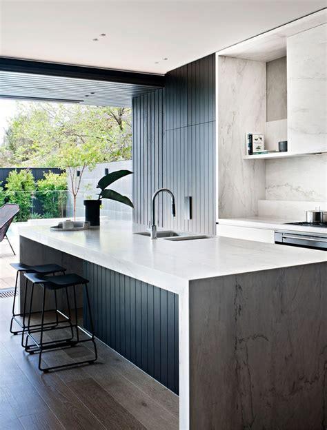 kitchen benchtop designs the 25 best island bench ideas on pinterest minimalist