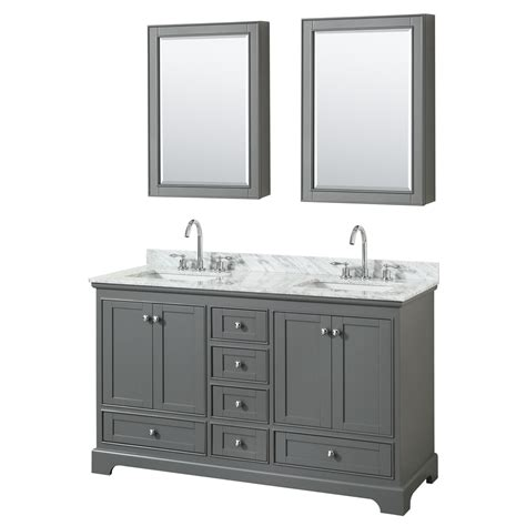 60 inch bath vanity sink 60 inch sink transitional grey finish bathroom