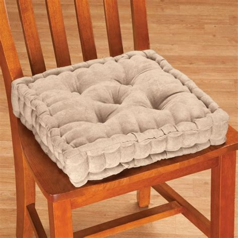 tufted couch cushions tufted booster cushion seat cushion chair cushion