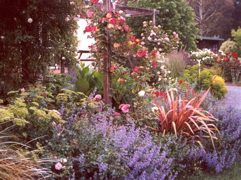 Garden Border Pictures Garden Flower Borders