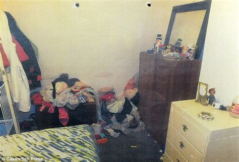 cocaine room inside blackpool house where jones died after methadone daily mail