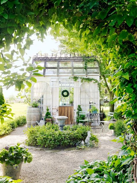 garden shed greenhouse plans build a greenhouse or potting garden shed from windows