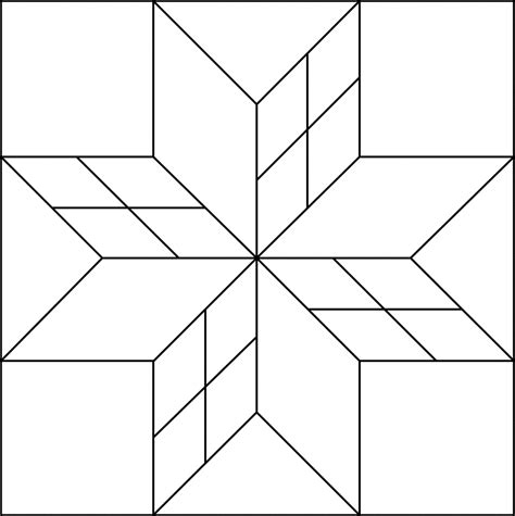 geometric block pattern 20 clipart etc