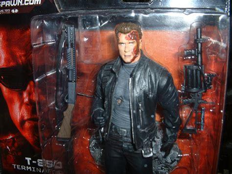 Terminator T850 terminator 3 t 850 figure battle damaged variant
