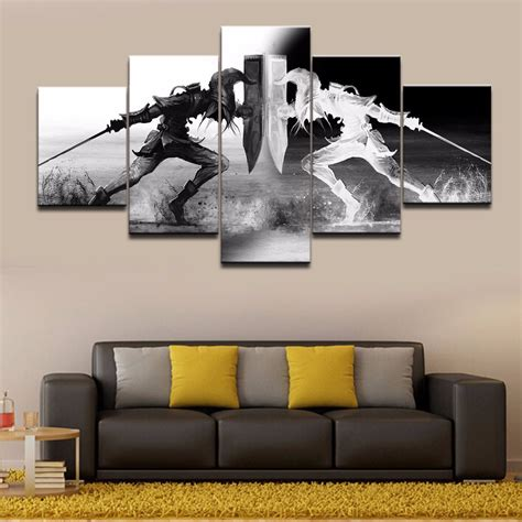 viking home decor wall art vikings pictures home decor 5 pieces legend of
