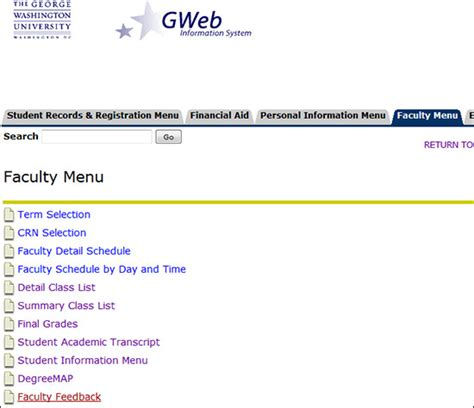 Gwu Mba Course Requirements by Undergraduate Faculty Feedback School Of Business The