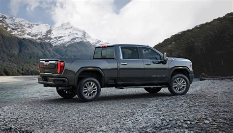 2020 Gmc 2500hd For Sale by Gmc 2020 Heavy Duty Lineup Continues With Hd Models
