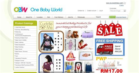 as top 9 mhr baby shop top 10 online kids baby stores in malaysia ecinsider