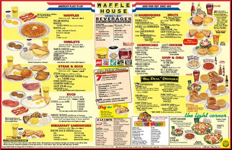 Waffle House Menu With Prices by Waffle House Boycotts Belgian Waffles For Team Usa