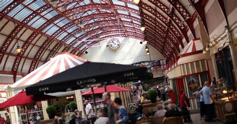 newcastle s famous grainger market to open late for special christmas night market chronicle live
