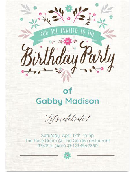 membuat surat undangan ulang tahun memakai bahasa inggris membuat undangan ulang tahun dalam bahasa inggris dan