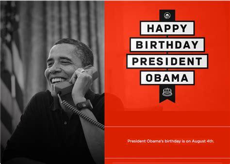 Obama Wishing Happy Birthday Happy 54th Birthday President Obama Missxpose