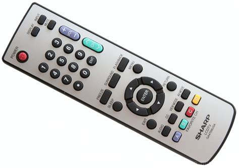 Remot Tv Lcd Sharp new sharp ga470wjsa lcd tv remote for lc 37sh20