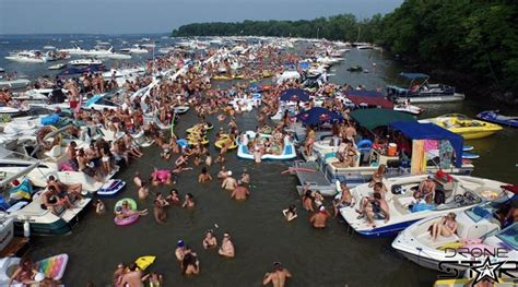 lake of the ozarks boat party 130th annual lake minnetonka july 4th boat party