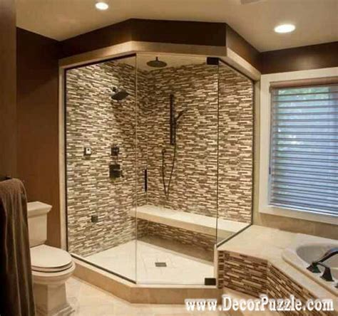 bathroom tile styles ideas top shower tile ideas and designs to tiling a shower