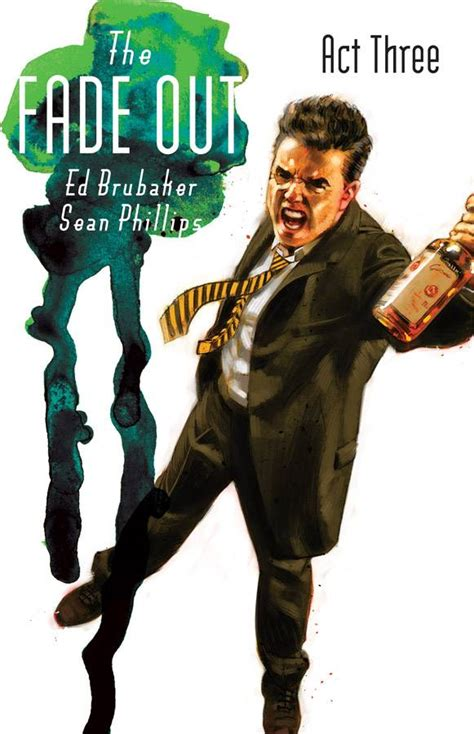 the fade out vol 3 by ed brubaker sean phillips elizabeth breitweiser