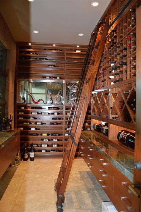 wine cellars design modern custom wine cellar design