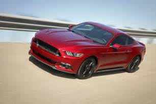 Ford Mustang Gt 2016 2016 Ford Mustang Gt Gets Vent Turn Signals New