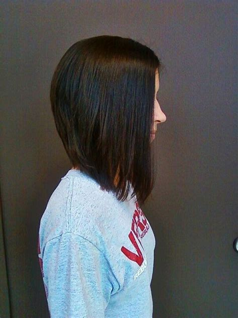 how to cut angled bob haircut myself 36 best images about hair on pinterest bobs my hair and