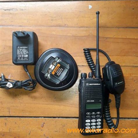 Jual Extramic Icom Hm 36 Baru Radio Komunikasi Elektronik Terbaru dijual motorola ats 2500 800mhz bonus extramic versi is swaradio