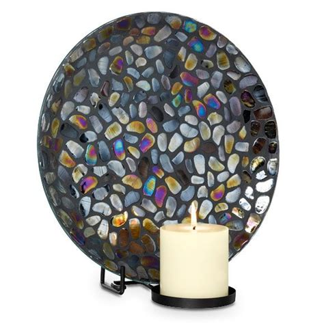 Mosaic Wall Sconce 10 Best Images About Sconces Partylite 174 On Glass Votive Mosaic Wall And The Cup