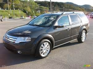 2008 Ford Taurus X Limited Graphite Metallic 2008 Ford Taurus X Limited Exterior