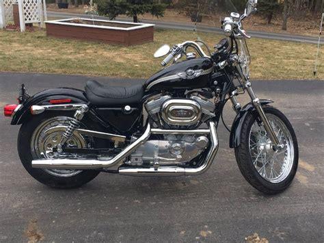 Harley Davidson 883 Hugger by 2003 Harley Davidson Sportster 883 Hugger For Sale 10 Used