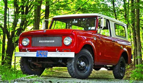 Jeep Scout Scout S Honor 1965 International Scout Still Reve