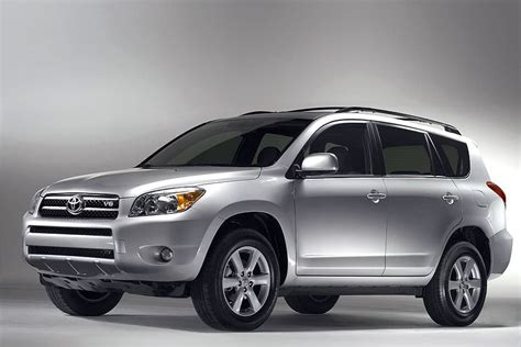Toyota Rav4 2007 Price 2007 Toyota Rav4 Reviews Specs And Prices Cars