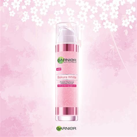 Garnier Ultimate Serum garnier white pinkish radiance ultimate serum
