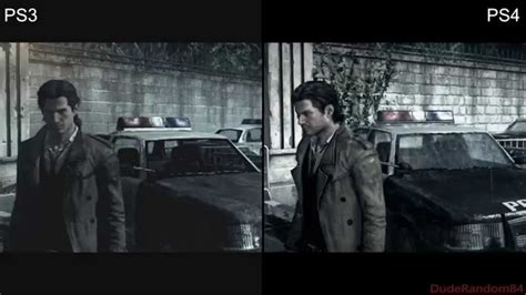 The Evil Within Ps4 the evil within ps4 vs ps3 graphics comparison