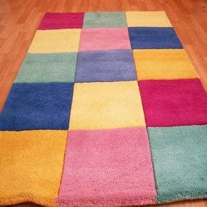 Childrens Rugs Uk by Childrens Rugs Wool Tufted 3ft X 3ft Rugs Blocks