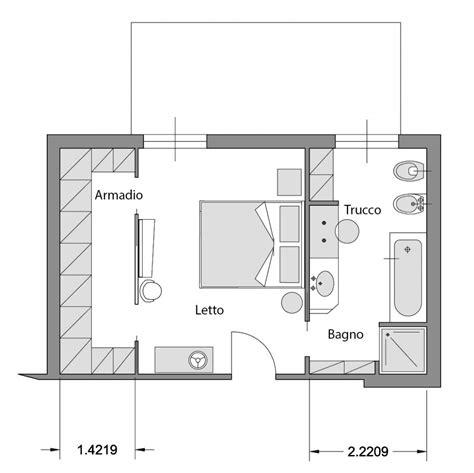 la casa divano letto via dassori genova 100 parete attrezzata cabina armadio progetto 11