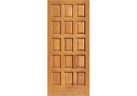 Fir Doors Folding Douglas Fir Doors Collapse To Reveal A 15 Panel Interior Door