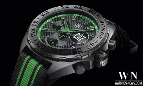 Tagheuer Cr7 Black Green tag heuer formula 1 cristiano ronaldo cr7 watches news