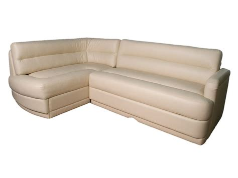 motorhome sofa bed rv sectional glastop inc