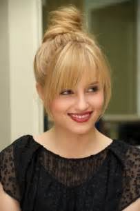 hair cuts that are on both sides and on the top for bangs on both sides regarding existing glamour clever
