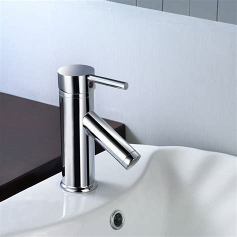 taps for bathroom sinks chrome finish single lever mono bloc bathroom basin sink