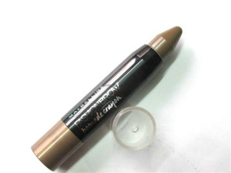 Maybelline Fashion Brow Pomade Crayon 10 best makeup to use for eyebrows makeupandbeauty