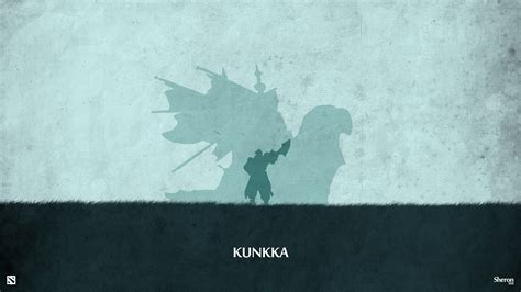 Dota 2 Wallpaper By Kunkka | dota 2 kunkka wallpaper by sheron1030 on deviantart