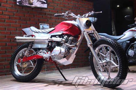 Lu Led Motor Honda Verza deretan all new honda cb150 verza custom gilamotor